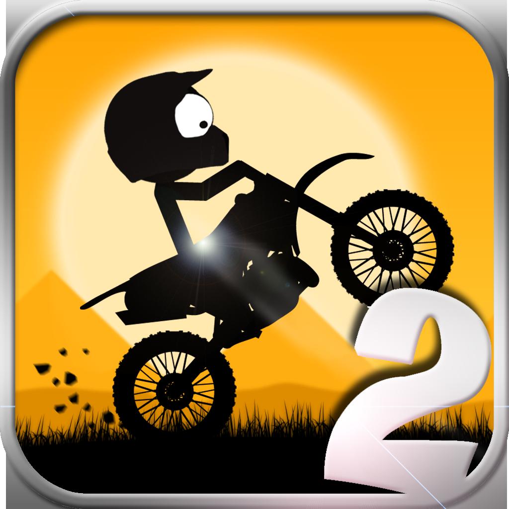 Stick Stunt Biker 2 iOS